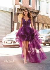 EW118035 Purple front