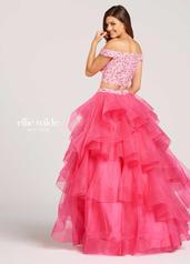 EW118040 Pink/Fuchsia back