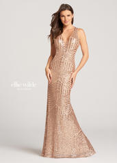 EW118128 Rose Gold front