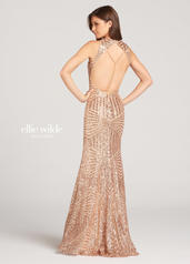 EW118128 Rose Gold back