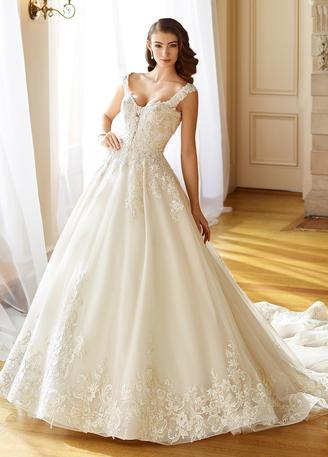 Anna - David Tutera for Mon Cheri Bridal