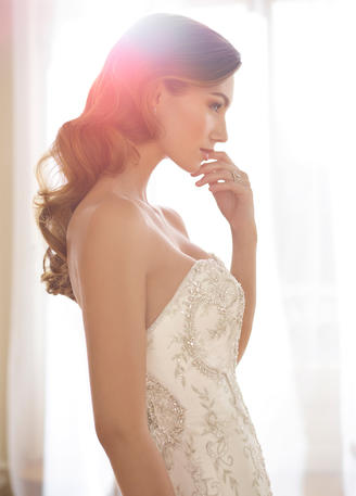 Ruth - David Tutera for Mon Cheri Bridal