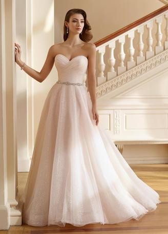 Alma - David Tutera for Mon Cheri Bridal