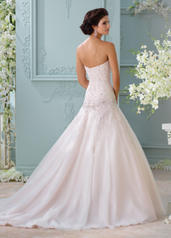 116214 Ivory/Tea Rose back