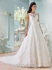 116218 Kyra - David Tutera for Mon Cheri Bridal