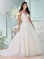 116221 David Tutera for Mon Cheri Bridal