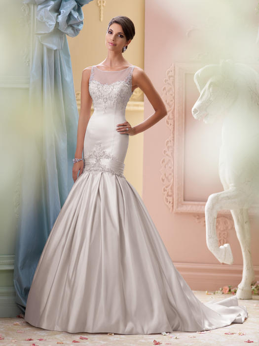David Tutera for Mon Cheri Bridal Now on Sale