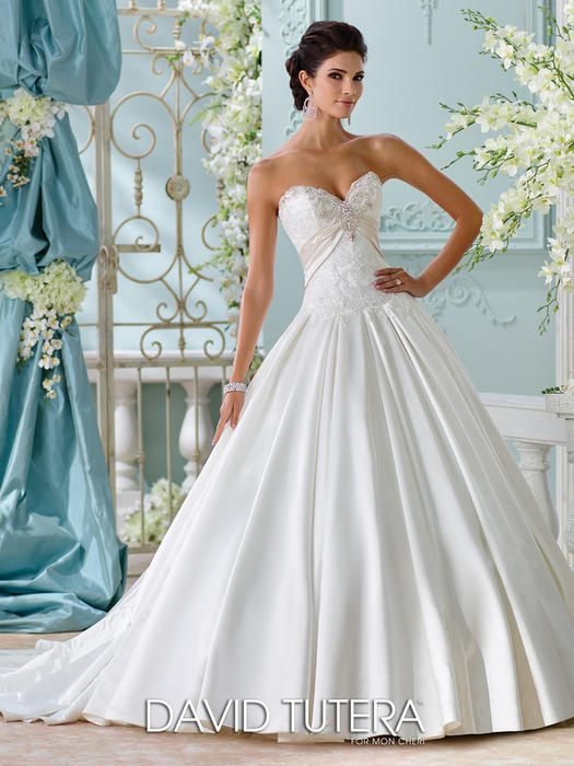 Heloise - David Tutera for Mon Cheri Bridal