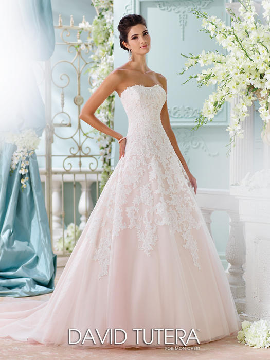 Soleleil - David Tutera for Mon Cheri Bridal