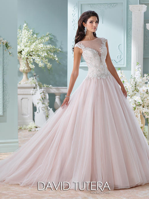 Idalia - David Tutera for Mon Cheri Bridal