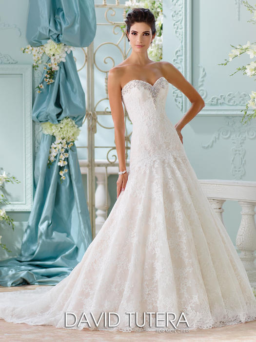 Chasca - David Tutera for Mon Cheri Bridal