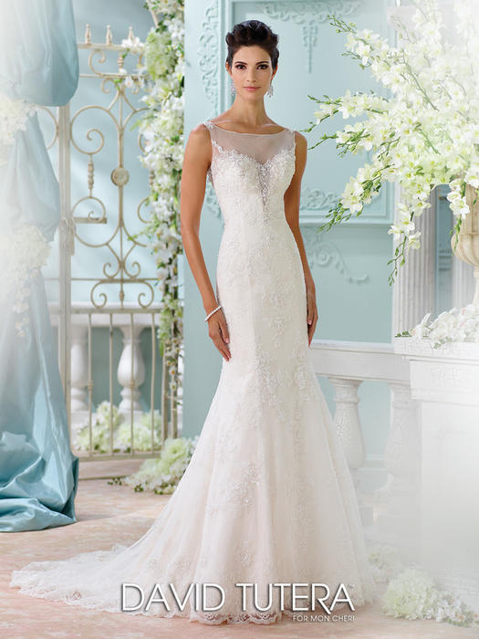 Marigold - Martin Thornburg for Mon Cheri Bridal