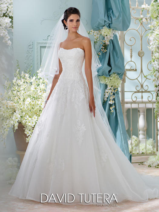 Alesea - David Tutera for Mon Cheri Bridal