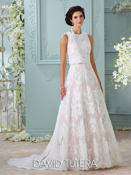 Rhyah - David Tutera for Mon Cheri Bridal