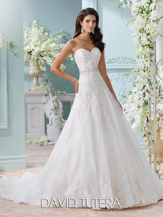 Laina - David Tutera for Mon Cheri Bridal