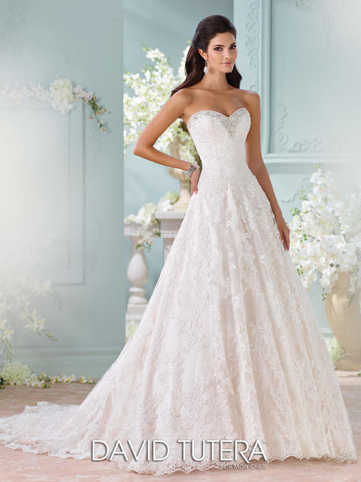 Clytie - David Tutera for Mon Cheri Bridal