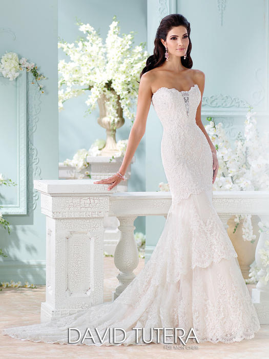 Eliana - David Tutera for Mon Cheri Bridal
