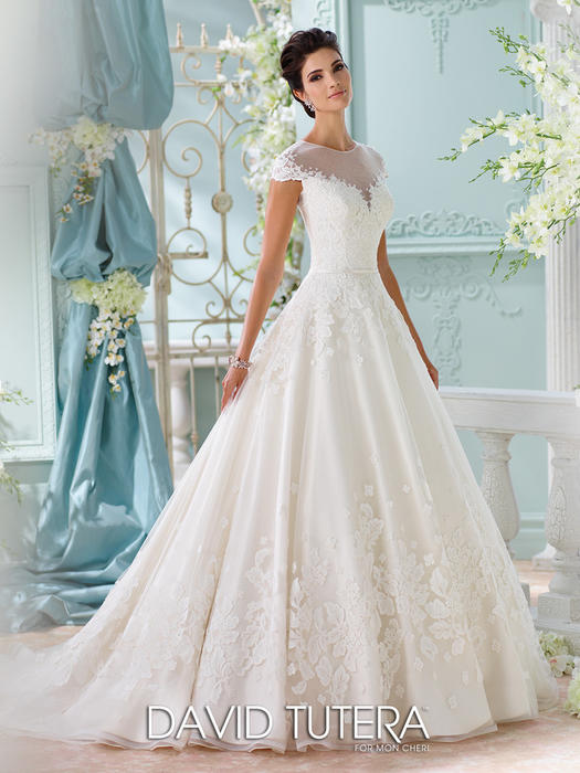 Lene - David Tutera for Mon Cheri Bridal