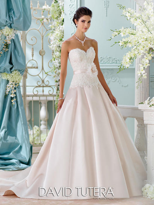 Lucienne - David Tutera for Mon Cheri Bridal