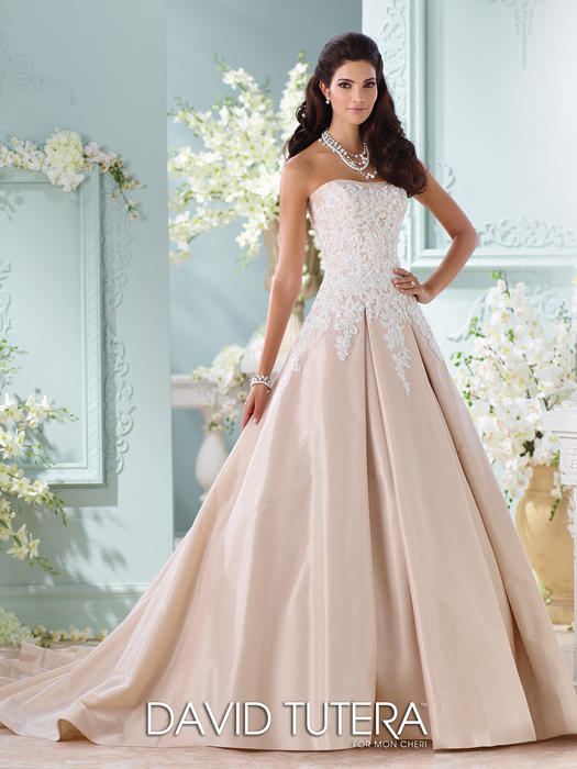 Alleen - David Tutera for Mon Cheri Bridal