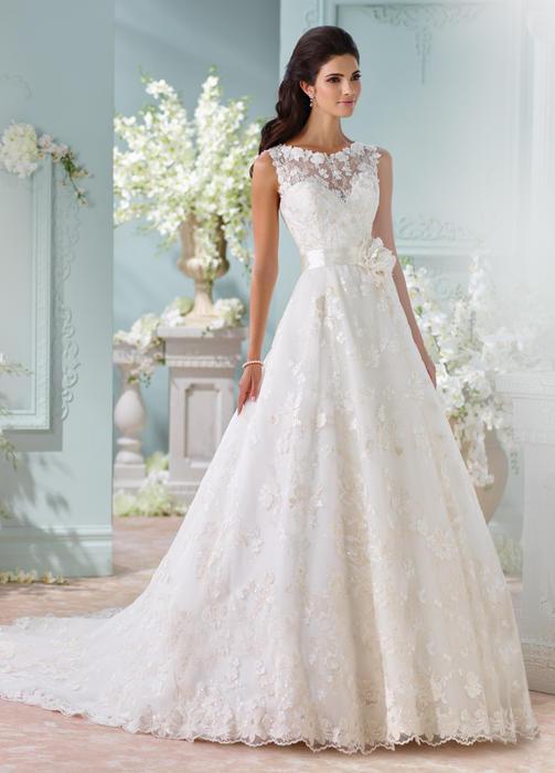 Kyra - Martin Thornburg for Mon Cheri Bridal