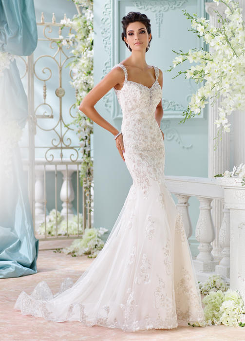 Colesha - Martin Thornburg for Mon Cheri Bridal
