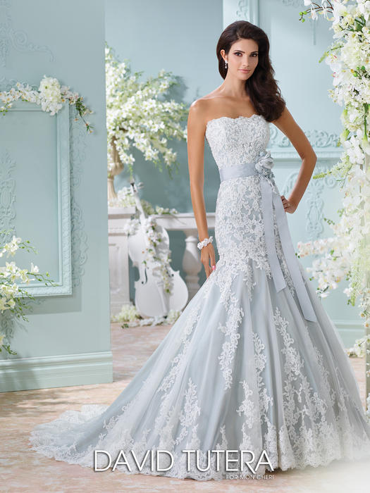 Thea - David Tutera for Mon Cheri Bridal