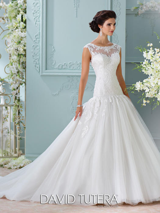 Chiara - David Tutera for Mon Cheri Bridal