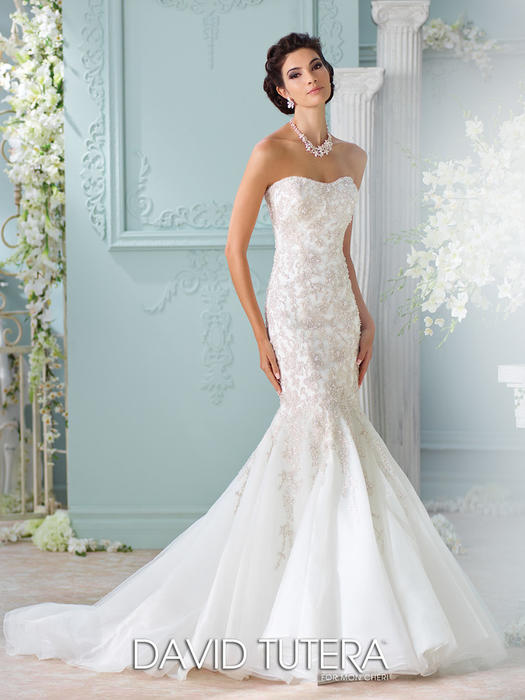 Apollonia - David Tutera for Mon Cheri Bridal