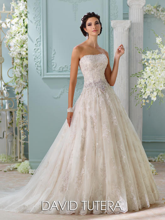 Jelena - David Tutera for Mon Cheri Bridal