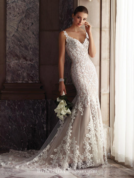 Amber - David Tutera for Mon Cheri Bridal