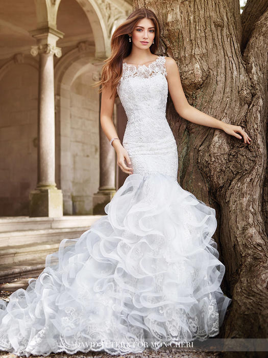 Peta - David Tutera for Mon Cheri Bridal