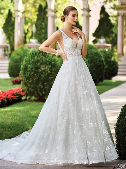 Jin - David Tutera for Mon Cheri Bridal