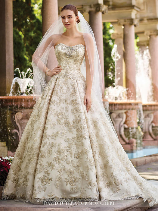 Gilda - David Tutera for Mon Cheri Bridal