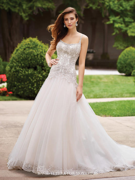 Carmelina - David Tutera for Mon Cheri Bridal