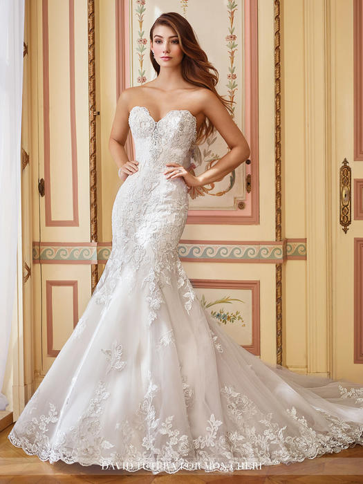 Danae - David Tutera for Mon Cheri Bridal