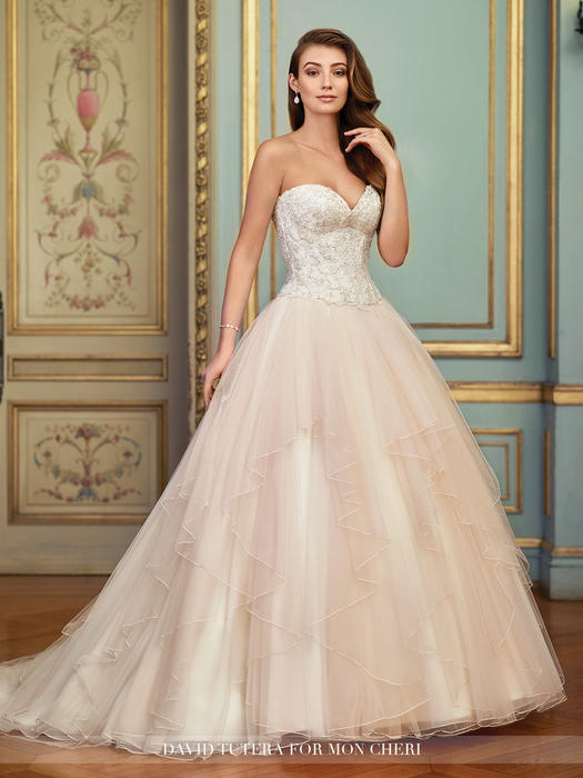 Aurinda - David Tutera for Mon Cheri Bridal