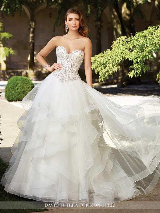 Charity - David Tutera for Mon Cheri Bridal