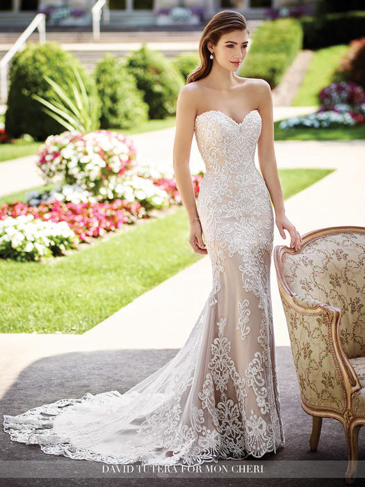 Roxanne - David Tutera for Mon Cheri Bridal