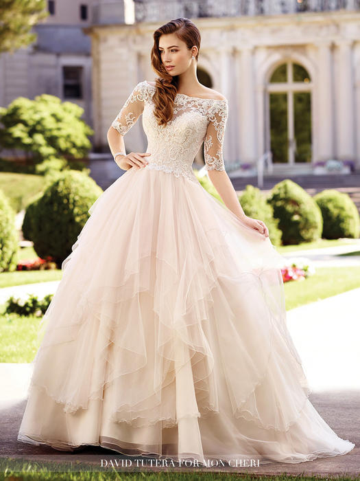 Aurelia - David Tutera for Mon Cheri Bridal