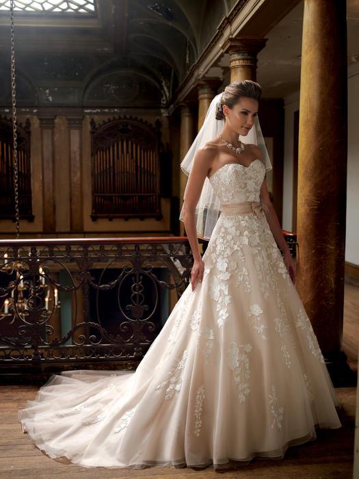 David Tutera for Mon Cheri Bridal