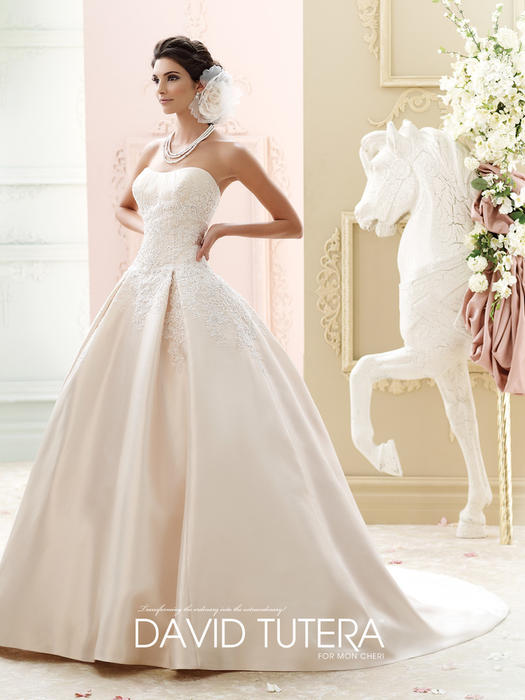 Glinda - David Tutera for Mon Cheri Bridal
