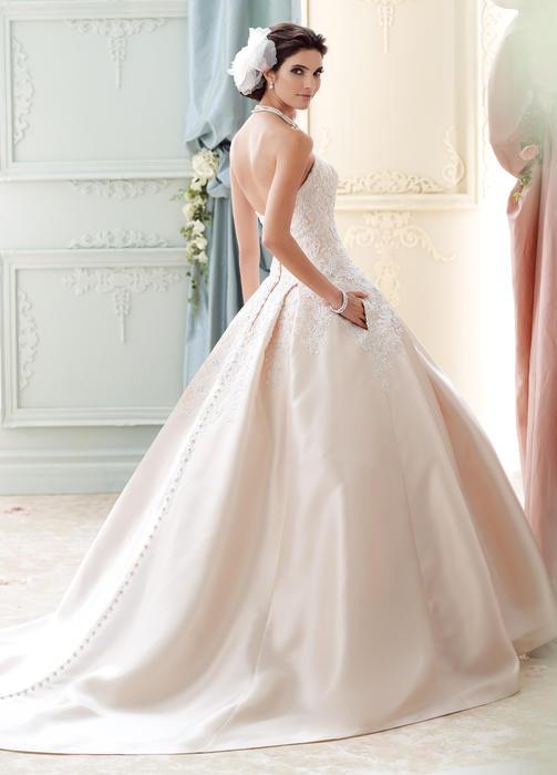 Glinda - Martin Thornburg for Mon Cheri Bridal