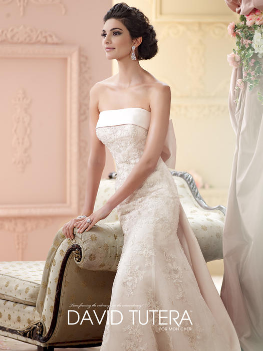 Ilsa - David Tutera for Mon Cheri Bridal