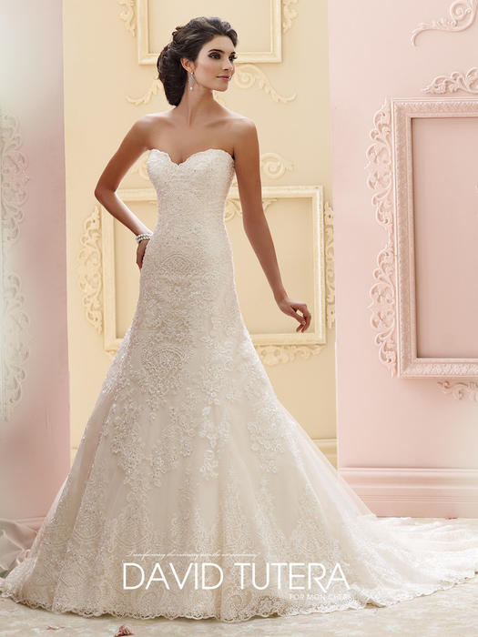 Katharine - David Tutera for Mon Cheri Bridal