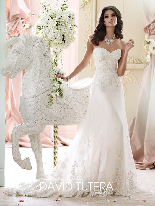 Nala - David Tutera for Mon Cheri Bridal