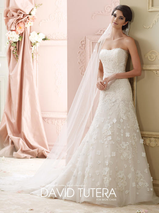 Leia - David Tutera for Mon Cheri Bridal
