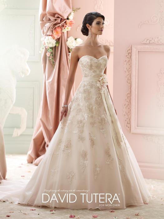 Leisl - David Tutera for Mon Cheri Bridal