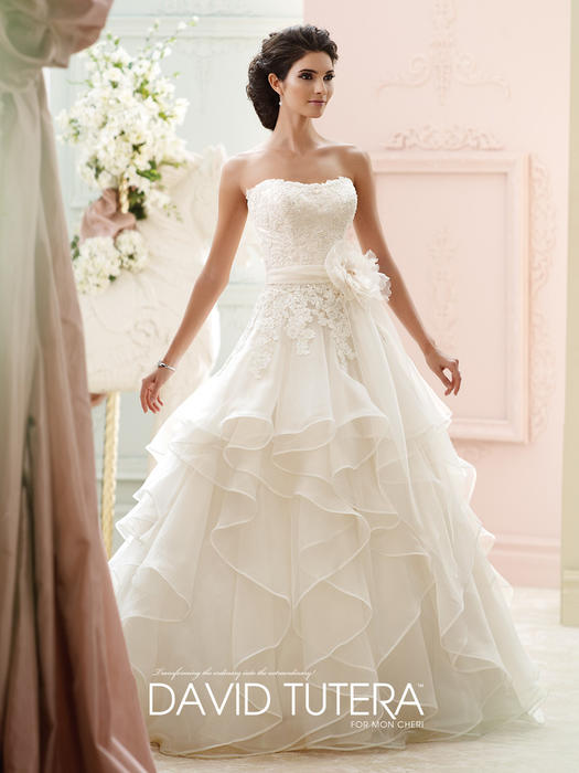 Guinevere - David Tutera for Mon Cheri Bridal
