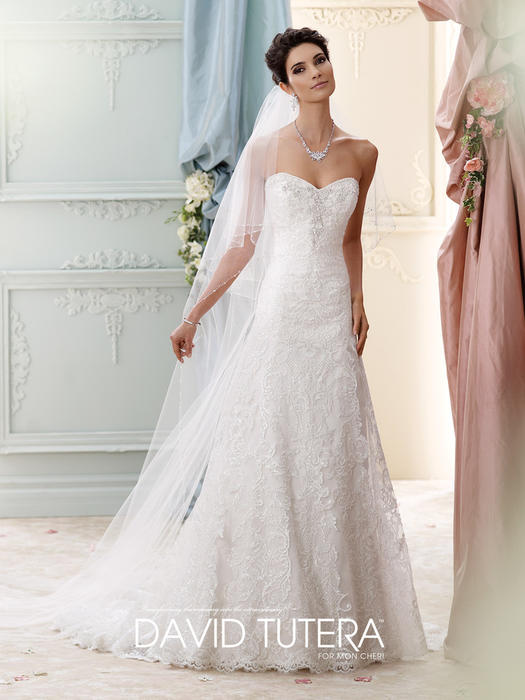 Delia - David Tutera for Mon Cheri Bridal